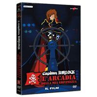 CAPITAN HARLOCK - L'ARCADIA DELLA MIA GIOVINEZZA  DVD