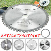 100mm to 165mm Circular Wood Saw Blade 24T/28T/40T/48T For 20mm Makita Machine