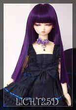 1 4 7-8 Dal Pullip BJD Wig SD MSD DOD LUTS YOSD Dollfie Doll wigs long toy