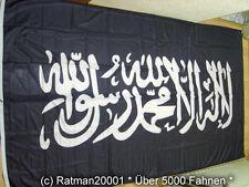 Fahnen Flagge Kalifat Shahada Digitaldruck- 150 x 250 cm