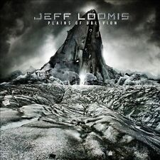 Plains of Oblivion * Tour Edition / Jeff Loomis (CD +3 BONUS TRACKS Century)