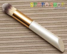 Pro Makeup Pointed Foundation / Concealer Brush - Premium Quality Synthetic Hair