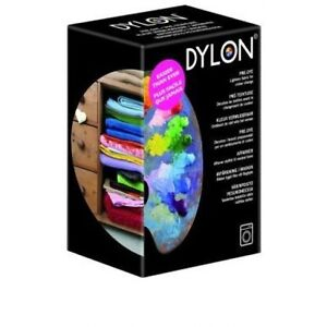 DYLON PRE DYE LIGHTENS FABRIC TO CHANGE COLOUR SHADE BEFORE DYING CLOTHES  600g