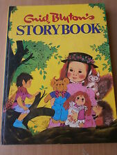 Enid Blyton's Storybook HB 1983 Large Size Book