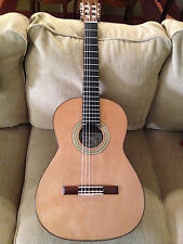 "Tomas Delgado ""Hauser"" Brazilian Rosewood Classical Guitar Candelas"
