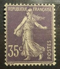 France 1906 +++ Type Semeuse +++ Y&T N° 136 ++ Neuf Sans Charnière TTB