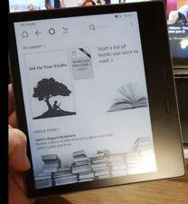 """Kindle Oasis E-reader Silver, Waterproof, 7"""" Latest Model, 32GB WiFi"""