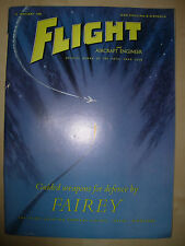 FLIGHT AND AIRCRAFT ENGINEER JANUARY 14th 1955 FAIREY GUIDED MISSILES
