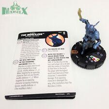 Heroclix DC Rebirth set The Merciless #065 Chase figure w/card!