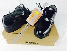 NEW Military Bates dress uniform shoes footware size 5eee dura shocks sole black