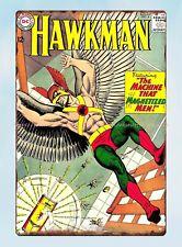 Marvel Dc comic superheroes Hawkman metal tin sign cool art prints