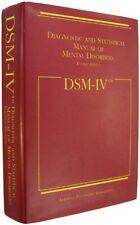 DSM-IV: Diagnostic and Statistical Manual of Menta