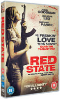 Red State DVD (2012) Michael Parks, Smith (DIR) cert 18 ***NEW*** Amazing Value