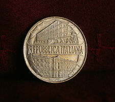 200 Lire 1996 R Italy World Coin Nice Details KM184 Centennial Customs Italiana