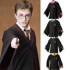 Harry Potter Robe Mantel Umhang Cape Gryffindor Kostüm Karneval Halloween Cos