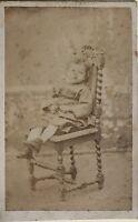 Felix Rengade Aurillac Foto J.Amouroux CDV c1860 Vintage Albumina PL34L3P45
