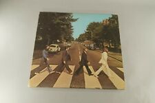 VINTAGE THE BEATLES ABBEY ROAD 33 1/3 RPM RECORD ALBUM