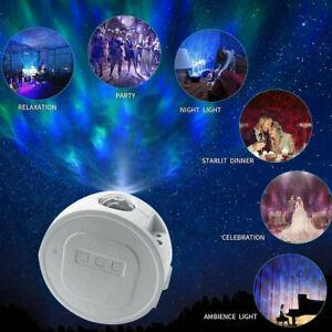 LED Starry Sky Projector Light Ocean Wave Star Galaxy Night Lights Mood Lamps