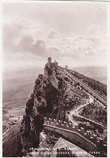 REPUBBLICA DI S. MARINO - Vista della seconda e terza Torre