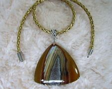 Natural, Very Impressive Agate Gemstone Pendant.