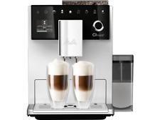 MELITTA F 630-101 CI Touch® Kaffeevollautomat Silberfarbig, NEU & OVP