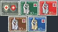 Timbres Croix Rouge Suisse 590/4 ** (43168) - cote : 12 €
