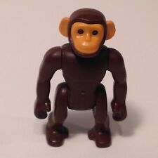 PLAYMOBIL Monkey Chimpanzee Chimp - Zoo Jungle Circus Animal Exotic Pet