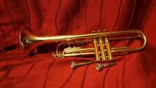Holton T602 Brass Trumpet With Case