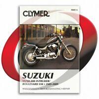 1992-2004 Suzuki VS800 Repair Manual Clymer M481-6 Service Shop Garage