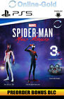 Playstation 5 Marvel's Spider-Man Miles Morales Pre Order Bonus DLC Key - EU/DE