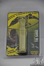Duck Commander Calls THE SARGE Double Reed Poly Call