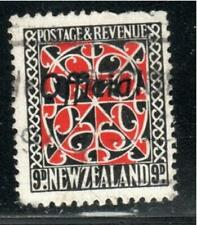 NEW ZEALAND STAMPS OFFICIAL  CANCELED USED     LOT 39192