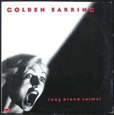 GOLDEN EARRING 'Long Blond Animal' Never played 1980 1st press Promo LP