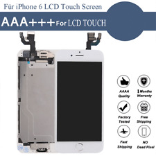 Display für iPhone 6 LCD Touch Screen KOMPLETT VORMONTIERT Glas Front Weiss
