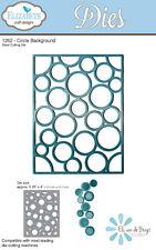 Elizabeth Craft Designs - Circle Background 1262