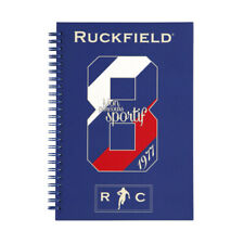 Clairefontaine : Ruckfield : Album à spirales Parcours Sportif A5 - 56 pages