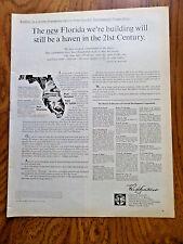 1970 General Development Corporation Ad Port Charlotte Port Malabar St Lucie