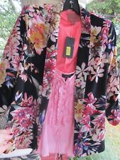 I. Madeline Floral Jacket Sz Small NWT-Perfect Spring Layering Piece!!