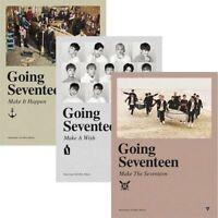 SEVENTEEN [GOING SEVENTEEN] 3rd Mini Album Random Ver CD+Photobook+Card+etc