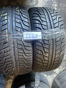 2 X 195 45 R14  77V  Used   Aurora 6.5/6mm (1888 ) Free Fitting Available