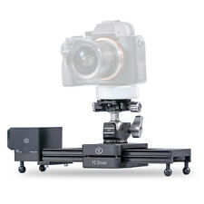 YC Onion Camera Slider Motorized Set Aluminum Alloy Dolly Rail for camera DSLR