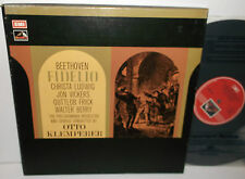 SLS 5006 Beethoven Fidelio Christa Ludwig Philharmonia Orch Klempere 3LP Box Set