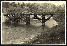 Gebirgs-Jäger-Pionier Btl.82-Hopen-Bodø-1940-Nordland-Norwegen-Brücke-240