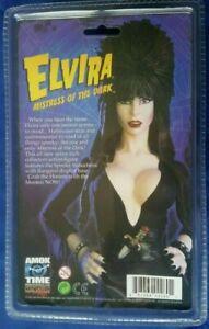 Elvira Mistress of the Dark Monstarz action figure horror hostess monster movies