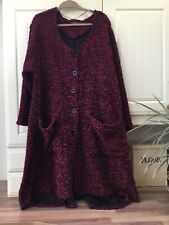 BNWOT AKH Trouser Suit - Size 20-22-24 - Quirky- Lagenlook