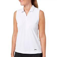 Slazenger Women's Tech Sleeveless Golf Polo - MSRP $30 - FREE SHIPPING!