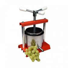 12cm Fruit / Grape Press - 1.5 Litre Capacity - Winemaking Homebrew Juice