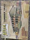 Vintage Atlas HO Scale Lumber Yard & Office Building Kit / 750 NIB