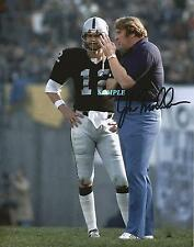 JOHN MADDEN REPRINT AUTOGRAPHED 8X10 SIGNED PICTURE PHOTO LOS ANGELES RAIDERS