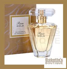 RARE GOLD AVON Eau de Parfum pour Elle Vaporisateur 50 ML